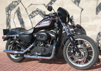 Ride in Style with the Harley Davidson Roadster